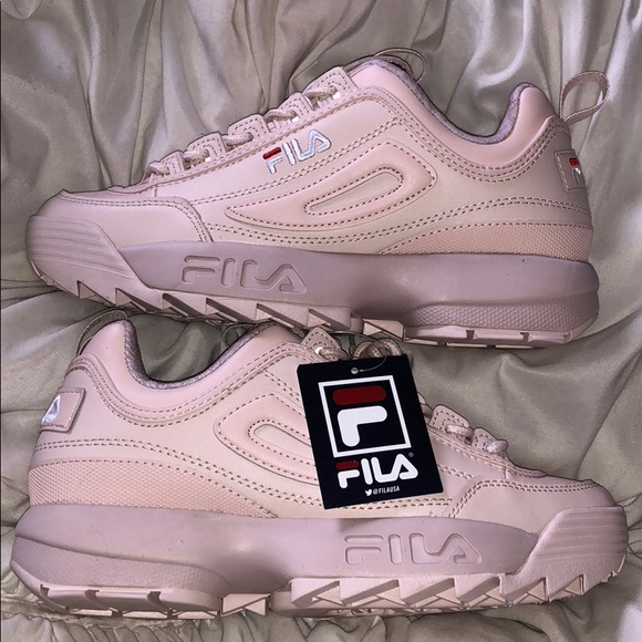 Fila Shoes | Nwt Blush Pink Fila